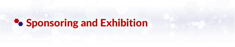 Sponsoring and Exhibition